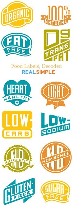 Find out what each of these common food labels means and how they are regulated..