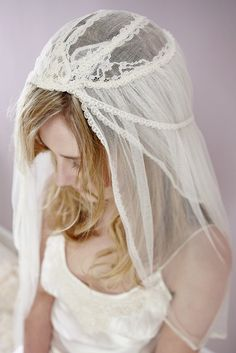 wedding photography, wedding veils, vintage weddings, bridal veils, vintage lace