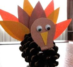 autumn crafts | Autumn paper crafts. | Handmade website