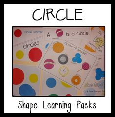 Me & Marie: Shapes for ALL! Grab these freebies!