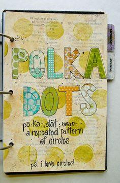DLP wk 41 challenge: polka dots