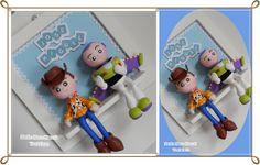Porta Maternidade Toy Story   Flickr - Photo Sharing!