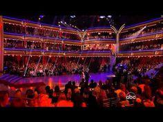 Season 14, Week 2:  Roshon Fegan & Chelsie Hightower dance Quickstep