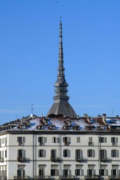 Turin. Mole Antonelliana's Poin of View