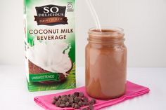 Many have praised low fat chocolate milk as the perfect post-run drink to speed recovery! For our vegan friends, try this recipe.