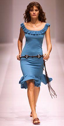 Pp-203 Model: Celine dress free pattern