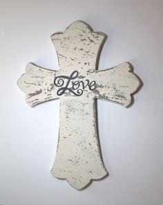 Large Wooden Cross