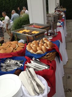Catering Services - Fraser Catering Gourmet Take-Away Fourth of July BBQ - Margate