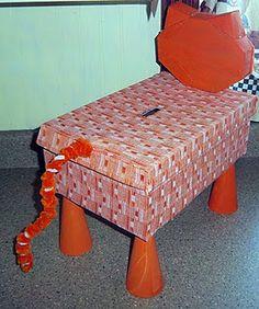 cat Valentine box