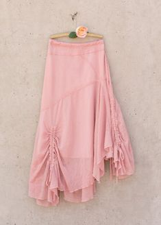 Perri Skirt in Blush