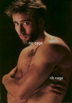 nic cage rib cage