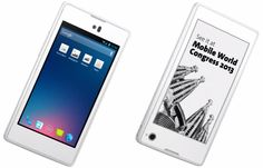 YotaPhone: An LCD, e-ink Android mashup