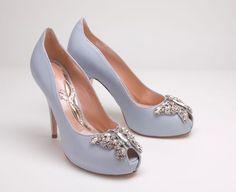 Nueva Coleccion Zapatos de Novia Aruna Seth.