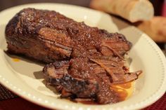 the chew | Recipe  | Mario Batali's Red Wine Braised Brisket. Saw this on TV on Christmas Day and making it this weekend!