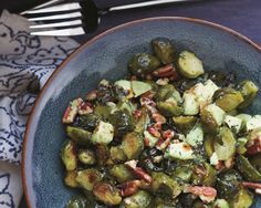 food recipes, avocado recipes, meals, side, brussel sprout