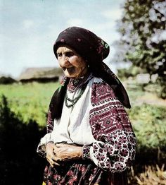 folkthings: A Belarusian folk costume