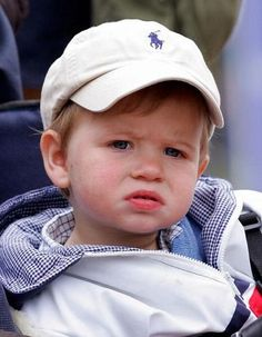 James, Viscount Severn son of Prince Edward and Sophie Countess of Wessex, dob 17 Dec 2007