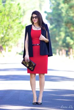 12 Days of Holiday Style: Wear to Work // Laura Lily