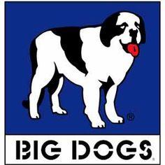Ironic 90s Big Dogs t-shirt