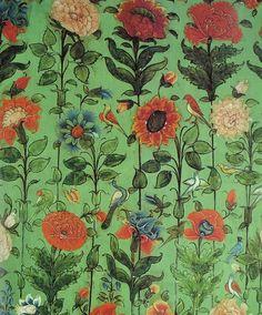 Maharaja Palace, interior wall painting (India)