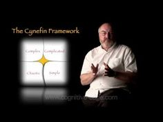 Watch the Cynefin Framework explained by Dave Snowden. The framework explores the relationship between man, experience, and context and proposes new approaches to communication, decision-making, policy-making, and knowledge management in complex social environments.  Follow IFAD's Failfaire on 29 October where Dave Snowden will share his thoughts on how to manage failures in a complex world: http://www.ifad.org/events/failfaire/index.htm