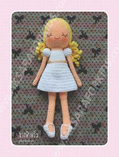 crochet doll #amigurumi