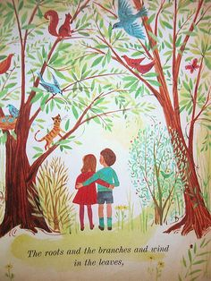 Aren't You Glad kids book  illustrator Elaine Kurtz blogged about: