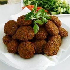 Falafel, Falafel Recipe