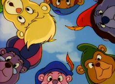 Gummi Bears!!
