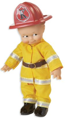 Fire Fighter Kewpie