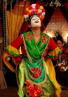 Tari Topeng ( Mask Dance )  | #Jakarta , #Indonesia , #SouthEast #Asia
