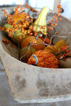 gourds...
