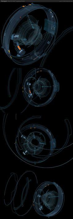 Jayse Hansen – Portfolio Site | Iron Man's Mark VII HUD