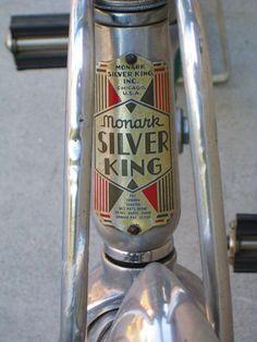 1936 Monark Silverking 3