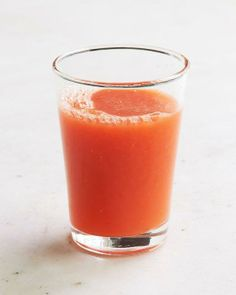 Carrot and Grapefruit Juice with Cayenne Recipe