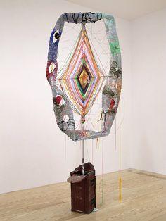 Sculptural fibre