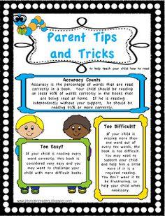Classroom Freebies Too: Parent Tips and Tricks #7