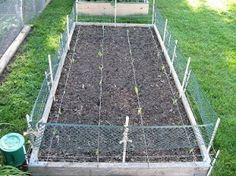 garden box fence