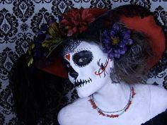 La Catrina, Day of the Dead Costume