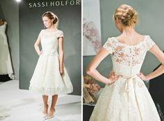 Sassi Holford Tea length dress.