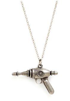 Interplanetary Adventurer Necklace