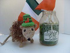 Paddy O'Possum  - crochet free pattern