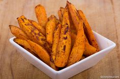 Sweet Potato Fries, yum!! #sweetpotatofries