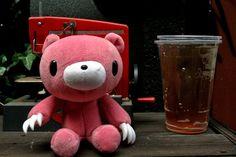Man-Eating Teddy Bear (Golden Gai) - JPG Photos
