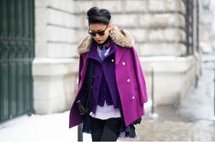 fashion weeks, paris fashion, shades of purple, style pari, pari fashion, men fashion, street styles, pari street, pari wardrob