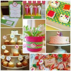 cute Hello Kitty ideas for birthday