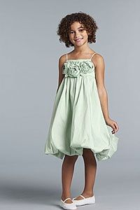 Flower Girl Dresses - Us Angels Flower Girl Dress- SALE- Style 132- Violet or Mint sizes 10,12,14