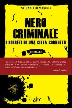 """""""Nero criminale"""" di Stefano Di Marino"""