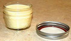 Vapor Rub recipe (Feingold safe)