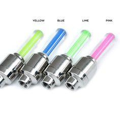 Neon LED Wheel Lights - Just $12